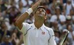 Djokovic venció a Tomic y pasó a octavos de Wimbledon