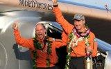 El avión Solar Impulse 2 aterriza en Hawái y rompe récord