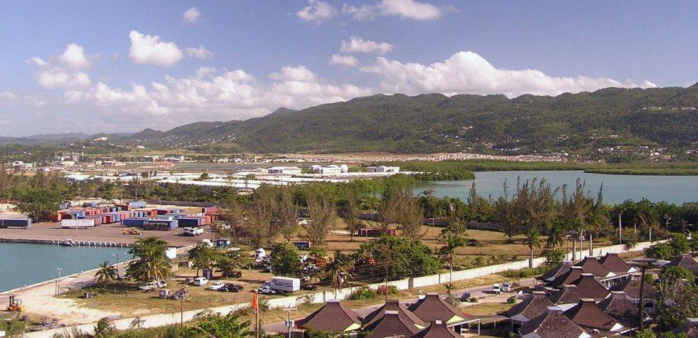 La segunda ciudad más grande de Jamaica