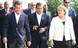 Humala, Bachelet y Peña Nieto suscriben Declaración de Paracas