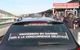 Uber suspende controvertido servicio en Francia [VIDEO]