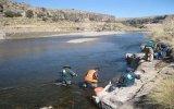 Espinar: ANA y comunidades concluyeron monitoreo de agua