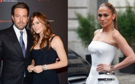 ¿Ben Affleck se separó de Jennifer Garner por Jennifer López?