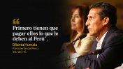 Las 10 frases más destacadas de la semana en política peruana
