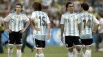Argentina perdió las últimas cuatro finales que jugó (VIDEO) - Noticias de brasil 2014