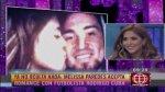 """Melissa Paredes sobre Rodrigo Cuba: """"Ojalá no me decepcione"""" - Noticias de esto es guerra"""