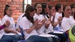 Curso de paz para exguerrilleras colombianas [VIDEO] - Noticias de penal marcos paz