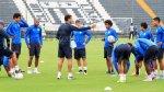 Alianza Lima vs. Cristal: íntimos afinan equipo para el duelo - Noticias de sporting cristal