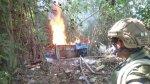 Vraem: PNP intervino tres laboratorios de maceración de coca - Noticias de pastas