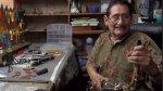Adulto mayor: Juan Cajahuaringa, el médico de la música - Noticias de luis silva nole