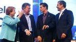 Adelantan inicio de cumbre por retorno de Santos a Colombia - Noticias de ollanta humala