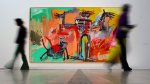 El Guggenheim expone las obsesiones de Jean-Michel Basquiat - Noticias de muertos