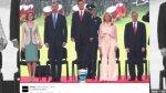 La foto viral que se burla de la estatura de Enrique Peña Nieto - Noticias de fotografía