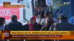 """Juan Vargas se """"robó"""" a un niño y lo subió al bus de Perú - Noticias de juan manuel vargas"""