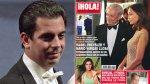 Hijo de Mario Vargas Llosa habló de romance con Isabel Preysler - Noticias de la gran familia