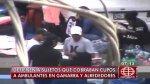 Cae banda integrada por policía por cobro de cupos en Gamarra - Noticias de cómplice
