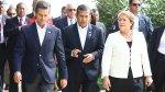 Humala, Bachelet y Peña Nieto suscriben Declaración de Paracas - Noticias de ollanta humala