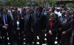 Minuto de silencio por víctimas en Túnez [VIDEO]