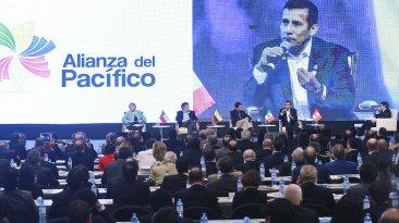 Alianza del Pacífico: revive segundo día del foro empresarial