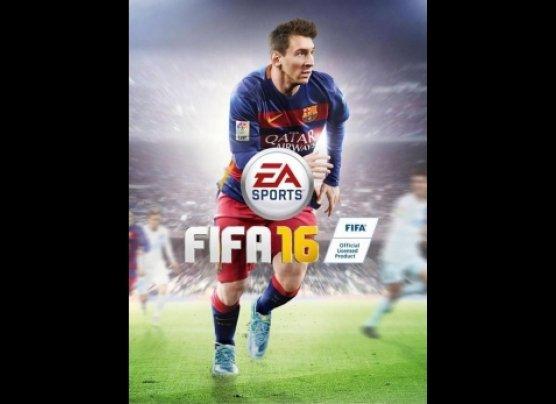 FIFA 16: Messi está en la portada del juego