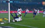 Christian Ramos evitó así lo que pudo ser el empate de Paraguay