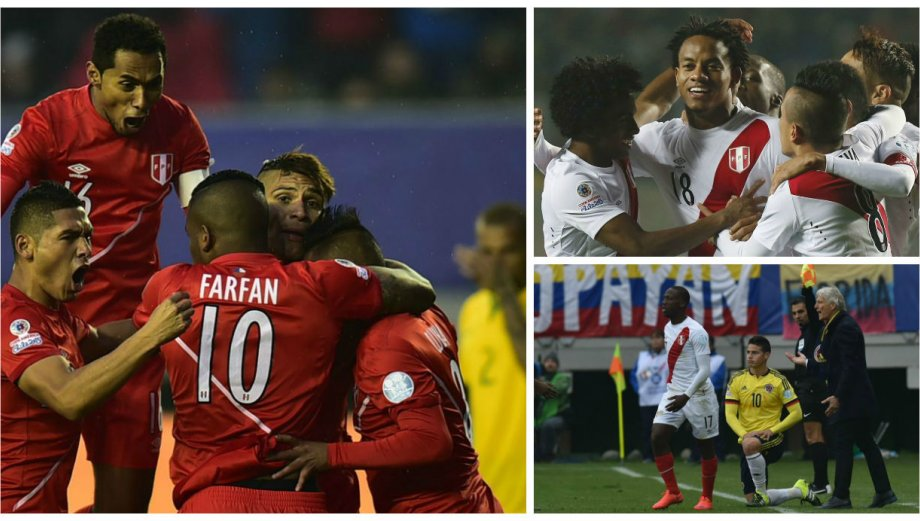 Así fue la campaña de Perú en la Copa América