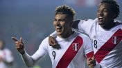 El gol de Paolo Guerrero tras espectacular jugada de Carrillo