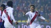 Perú tercero de la Copa América: venció 2-0 a Paraguay