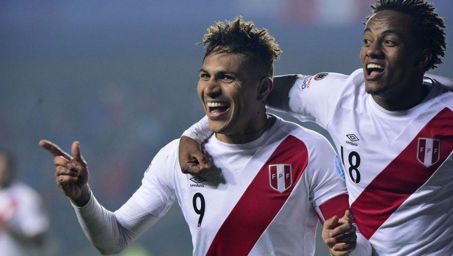 Perú logró tercer lugar y así celebró en la cancha (FOTOS)