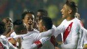 Perú superó 2-0 a Paraguay y logró el tercer lugar de la Copa