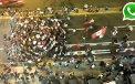 WhatsApp: hinchas celebraron el tercer lugar de Perú en la Copa