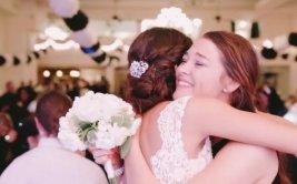 "Novia ""sacrificó"" su boda por su dama de honor [VIDEO]"