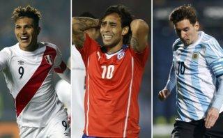 VOTA: ¿Quién es el mejor jugador de la Copa América 2015?