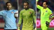 VOTA: ¿Quién es el mejor arquero de la Copa América 2015?