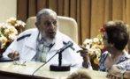 Fidel Castro reaparece en medio del deshielo Cuba - EE.UU.