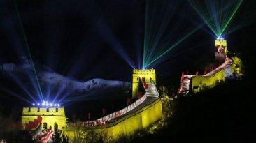 China: La Gran Muralla se desmorona
