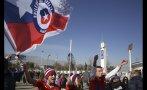 Chile vs. Argentina: así se vive la final en Santiago