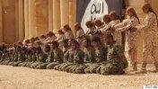 Estado Islámico usó menores para matar prisioneros en Palmira
