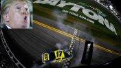 Una empresa más rompe con Donald Trump: NASCAR