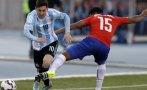 Chile vs. Argentina: igualan 0-0 en final de la Copa América