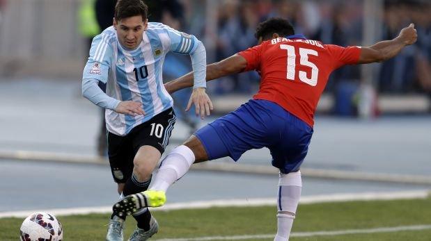 Chile ganó a Argentina por penales y es campeón de Copa América