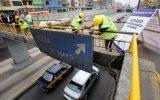 Municipalidad de Lima inició reparación de puentes peatonales