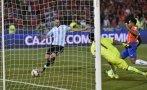Higuaín y la increíble ocasión que falló en el último minuto