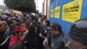 Breña: comerciantes retiraron productos tras incendio [FOTOS]