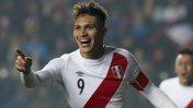 Guerrero es nuevamente máximo goleador de la Copa