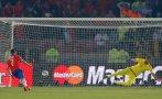 Mira la tanda de penales que sacó campeón a Chile