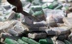 Cusco: incautan 330 kilos de alcaloide de cocaína