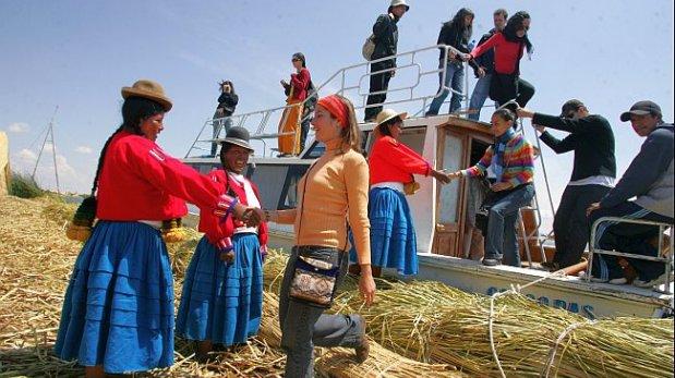 Perú recibió cerca de 1,4 mlls. de turistas entre enero y mayo