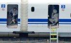 Japón: incendio en tren bala exhibe graves fallas de seguridad