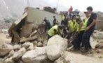 Fenómeno de El Niño: Lima y 13 regiones en emergencia
